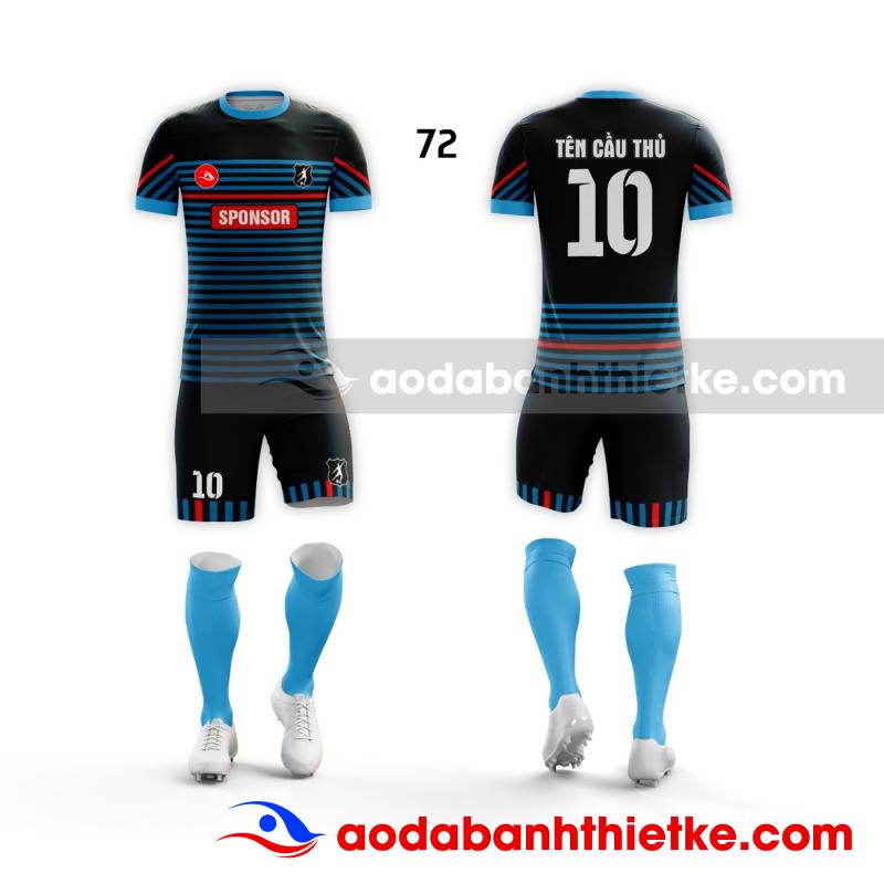Áo đá banh thiết kế 2021 ADKTK 72