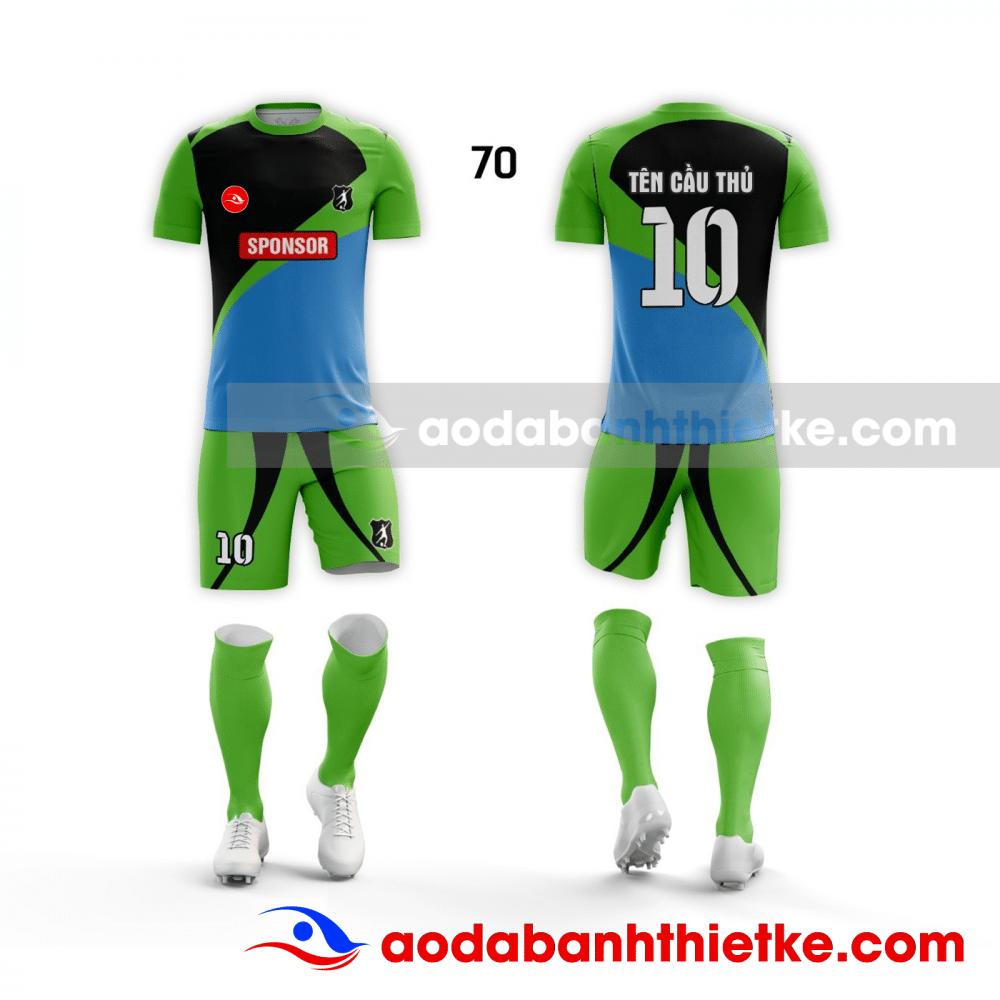 Áo đá banh thiết kế chính hãng giá rẻ ADKTK 70